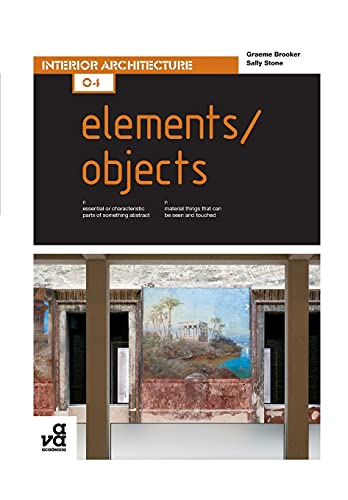 9782940411108: Basics Interior Architecture 04: Elements / Objects