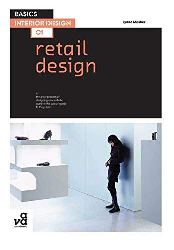 9782940411221: Basics Interior Design 01: Retail Design
