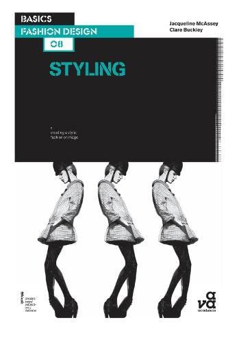 9782940411399: Basics Fashion Design 08: Styling