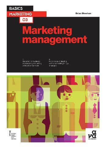 9782940411511: Basics Marketing 03: Marketing Management