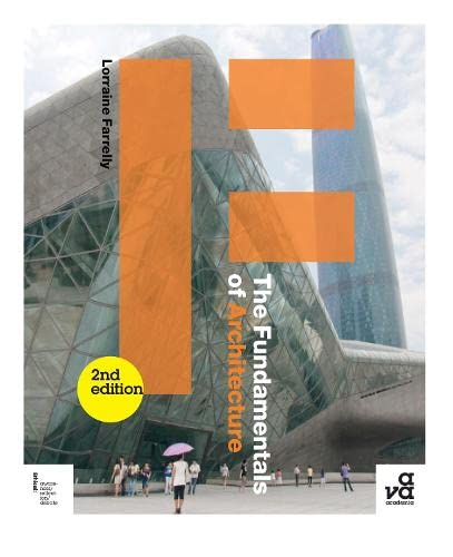 9782940411757: The Fundamentals of Architecture: Second Edition