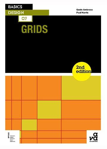 9782940411924: Basics Design 07: Grids, 2nd Edition