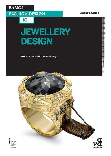 9782940411948: Basics Fashion Design 10: Jewellery Design