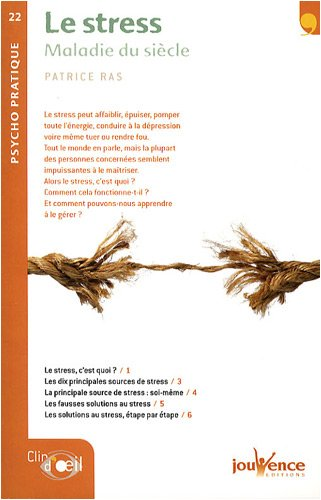 9782940420216: Le stress (French Edition)