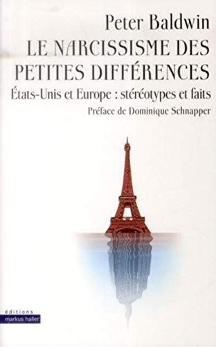 NARCISSISME DES PETITES DIFFERENCES -LE-: BALDWIN