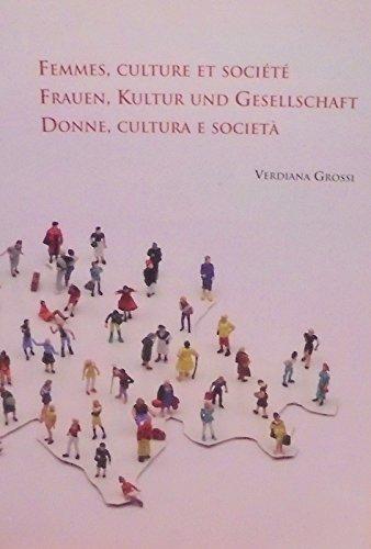 9782940444021: Femmes, culture et société