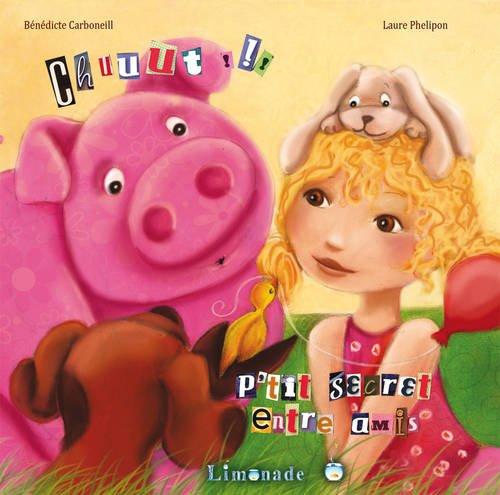 9782940456154: Chut !!! P'tit secret entre amis (French Edition)