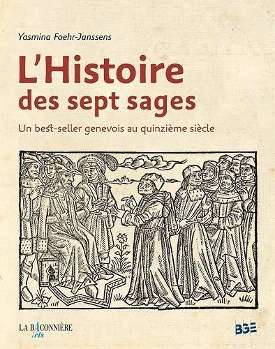 HISTOIRE DES SEPT SAGES -L- UN BEST SELL: FOEHR JANSSENS YASMI