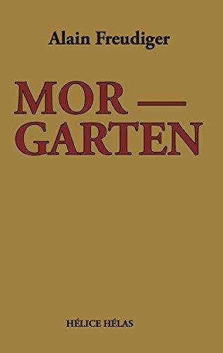 9782940522248: Morgarten
