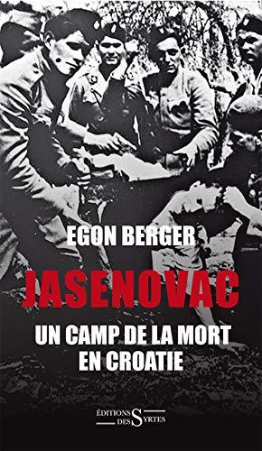 9782940523269: Jasenovac, un camp de la mort en Croatie