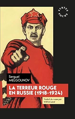 9782940628360: La terreur rouge en Russie : 1918-1924