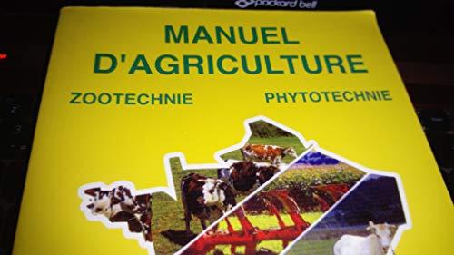 9782950044297: Manuel d'agriculture