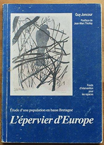 9782950061614: L'épervier d'europe