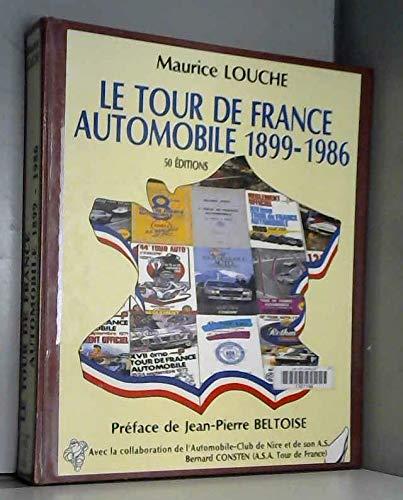 9782950073815: Le tour de France automobile 1899-1986