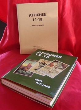9782950137401: Affiches 14-18