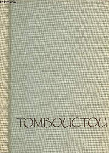 9782950153012: Tombouctou