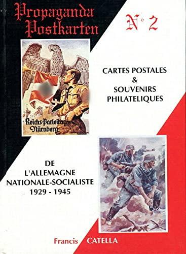 9782950171238: Propaganda postkarten 2 - 1929-1945