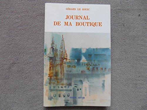 Journal de ma boutique: Le GOUIC Gérard