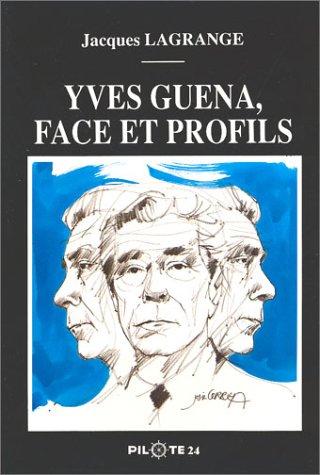 9782950198389: Yves guena, face et profils