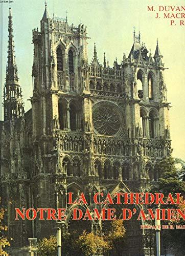 9782950214706: La cath�drale Notre-Dame d'Amiens