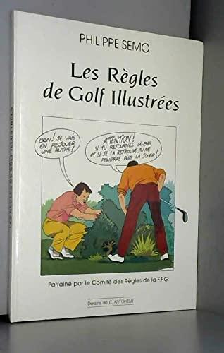 9782950239716: Les règles de golf illustrées