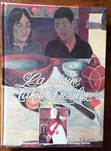 9782950243423: La cuisine de Tahiti & ses îles