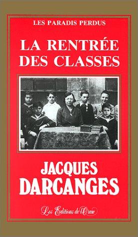 9782950393937: Les paradis perdus, N� 6 : La rentr�e des classes
