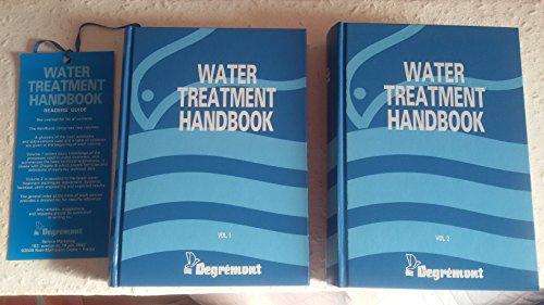 WATER TREATMENT HANDBOOK 6/E,: MONOD