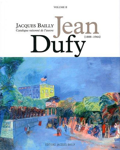 JEAN DUFY (1888-1964) : Catalogue Raisonné de L'Oeuvre. -------- Volume 2 ( seul /...