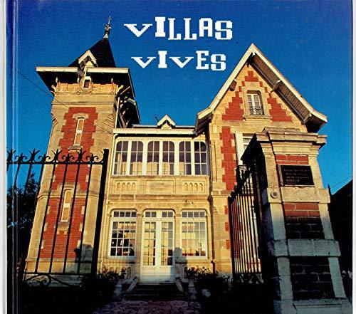 9782950448217: Villas vives : Quatre regards croisés sur une architecture balnéaire