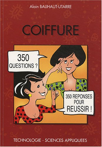 9782950538116: Coiffure : 350 Questions 350 Réponses pour réussir