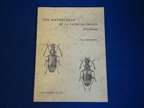 9782950551405: Les Anthicidae de la faune de France, Coleoptera