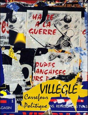 9782950634658: Villeglé : Carrefour politique