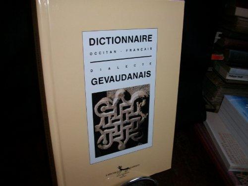 9782950672902: Dictionnaire occitan-fran�ais: Dialecte g�vaudanais