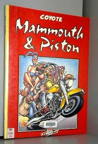 9782950680907: Mammouth et piston, tome 1