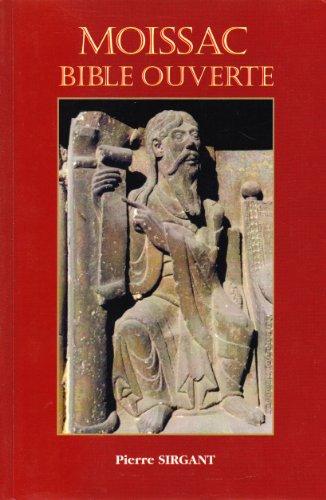 9782950774903: Moissac Bible ouverte