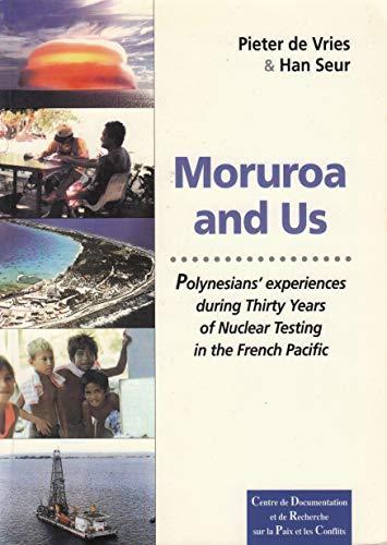 9782950829153: Moruroa and us polynesians