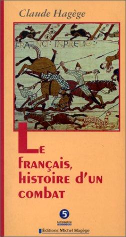 Le Francais Historie (French Edition): Hagege