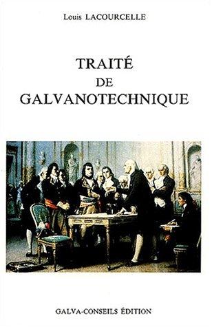 9782950920904: Traité de galvanotechnique