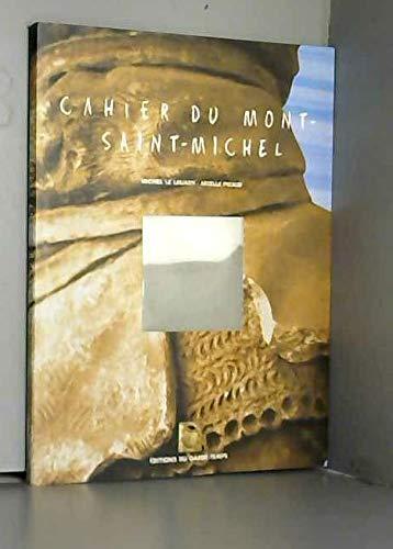 9782950927323: Cahier du Mont-Saint-Michel