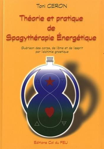 9782950945945: Théorie et pratique de spagythérapie énergétique