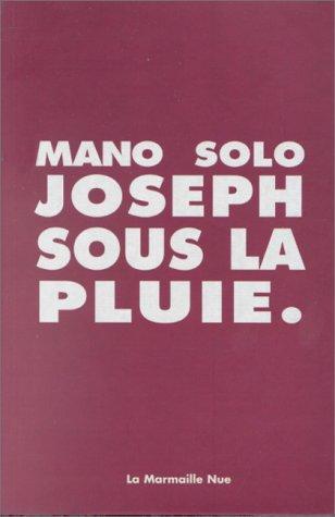 9782950965318: Joseph sous la pluie