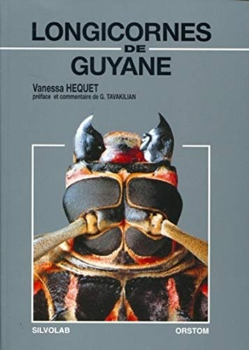 Longicornes de Guyane: Vanessa Hequet
