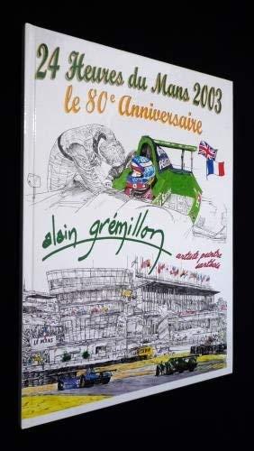9782951001688: 24 Heures du Mans : Le 80e anniversaire