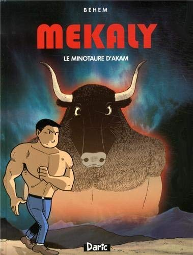 9782951019003: MEKALY : Le Minotaure d'Akam - Réédition
