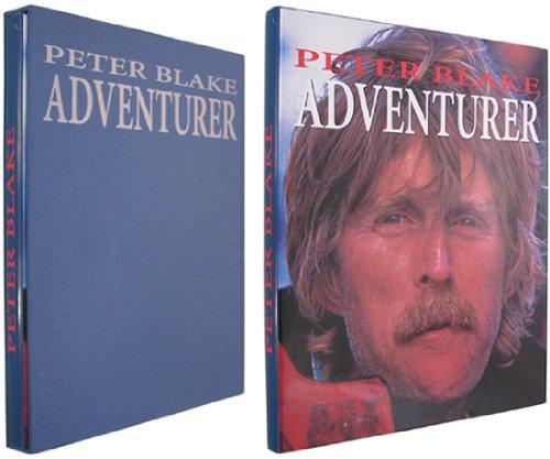 9782951055308: Peter Blake, Adventurer
