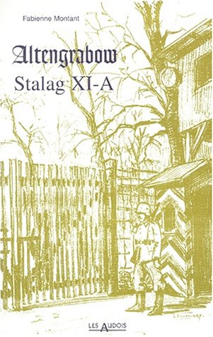 9782951097032: Altengrabow Stalag XI-A