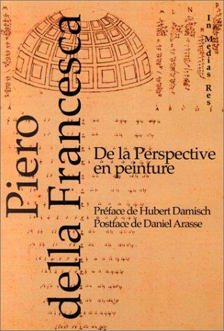 9782951171909: De la perspective en peinture : Ms. Parmensis 1576
