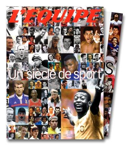 9782951203129: L'Equipe, un siècle de sport (coffret)