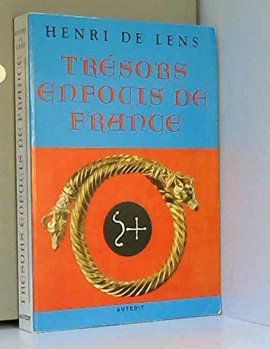 9782951210301: Tr�sors enfouis de France